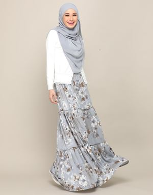 JASMINE SKIRTS IN GREY