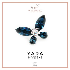 Brooch Yara Montana