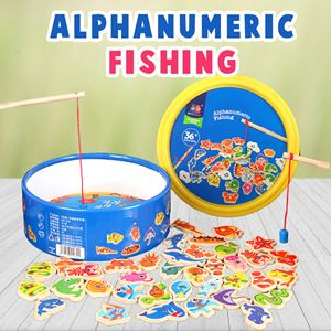 ALPHANUMBERIC FISHING