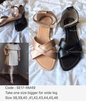 SE17 *Ready Stock * Size : 42 & 43