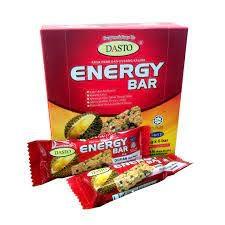 DASTO Energy Bar Durian (6 BARS)