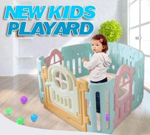 New Kids Playard (without playballs)