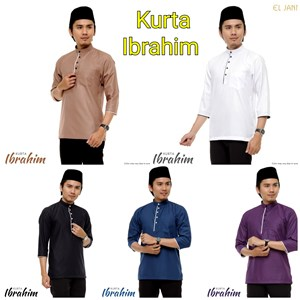 Kurta Ibrahim ( 2XL -4XL)