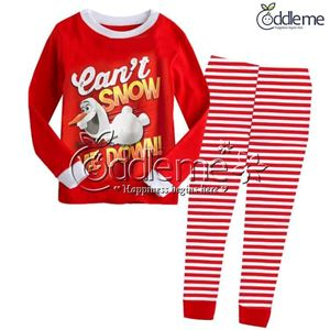 @  PJL025/15 OLAF RED - CANT SNOW