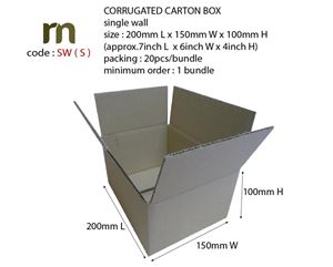 KOTAK ( CORTON BOX )