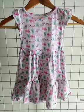 Princess Dress V2 : MEOW , size 2-4