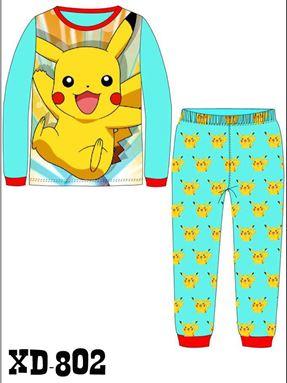 CALUBY XD-802 Kids Pyjama (2-7 tahun)
