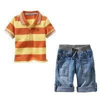 @   B001/12 GAP ORANGE STRIPE ( G018 )