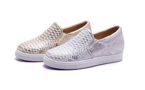 Shoe Z744 Gold | Silver