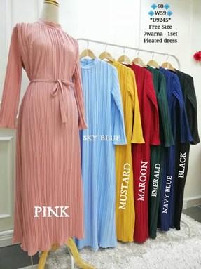 READY STOCK ! DRESS D9245*