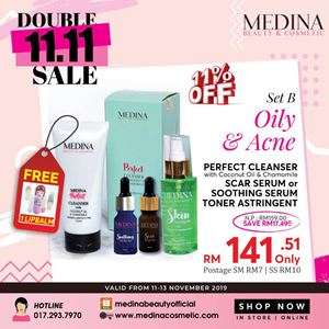 OILY AND ACNE SET