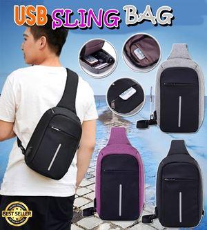 USB SLING BAG