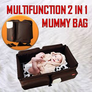 MULTIFUNCTION 2 IN 1 MUMMY BAG N00589
