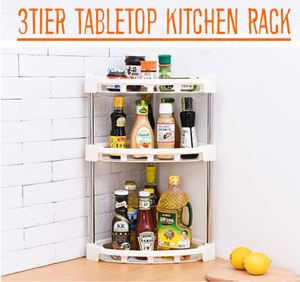3Tier TableTop Kitchen Rack