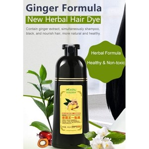 GINGER ESSENCE BLACK SHAMPOO MOKERU