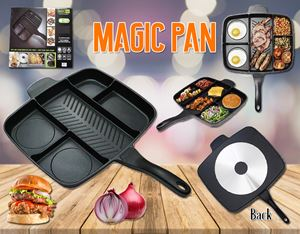Magic Pan (5 COMPARTMENT)