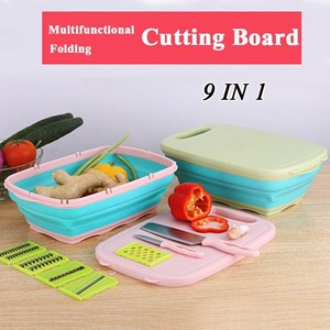9 in 1 multifunction cutting board