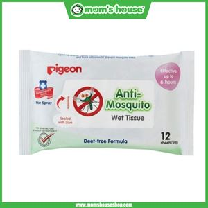 PIGEON ANTI - MOSQUITO WET TISSUE