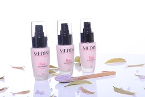 Medina Perfect UV Sunblock 30g (Pinkish White)