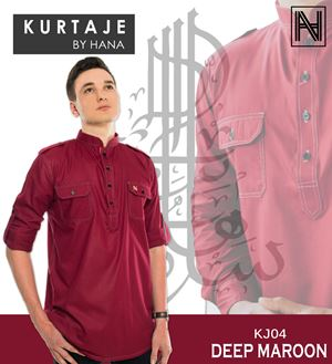 Kurtaje by Hana (Ruby Maroon)