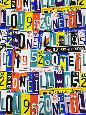 SIGN STREET 0100119