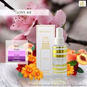 Rafaaly Love Me (For Her) Body Mist - 120 ml