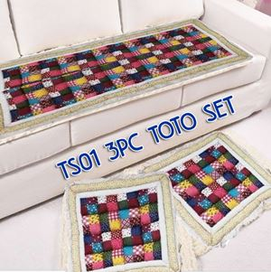 TS01 3pc Toto Set