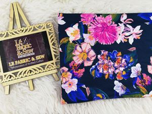 BONDS 400618 (Flower Market Emerald Jelly)