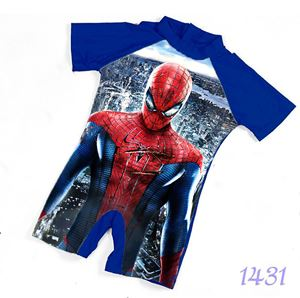 1431 Kids  Swimsuit (2 - 7 years old) - SpiderMan