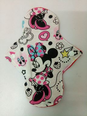 Panty liner (minnie mouse)