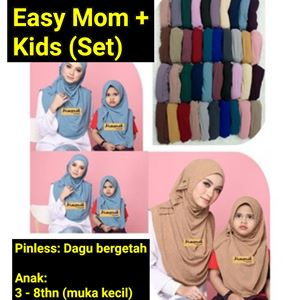 Instant Easy Mom and Kids