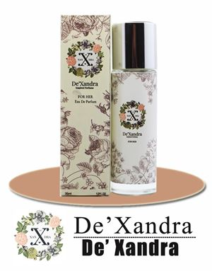 DEXANDRA HER BY DE'XANDRA EDP 35ML - W CS