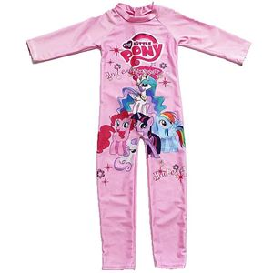 Children's Swimming Suit ( LITTLE PONY )  SZ 3Y-11Y )