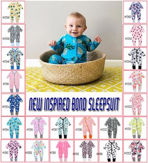 New Design Inspired Bond SleepSuit (Size : 66/73/80/90)