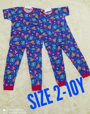 Pyjamas STARRY PONY : KIDS SIZE 2