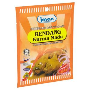 RENDANG KURMA MADU