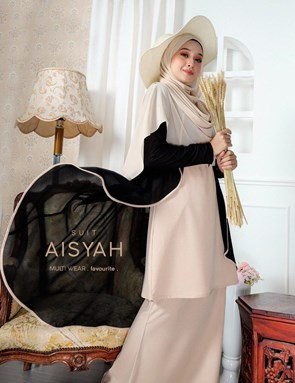 SUIT AISYAH ELEGANT & EXCLUSIVE