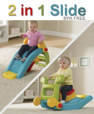 2 in 1 Slide to rocker