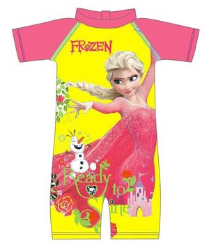 Swimming Suit - Frozen Elsa & Olaf