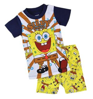 BabyGap 2pcs - Sponge Bob Silly Pants