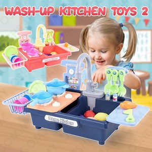 WASH-UP KITCHEN TOYS 2