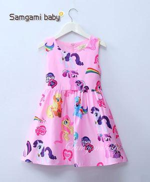 @  SAMGAMI DRESS 008 ( SZ 100-140 )