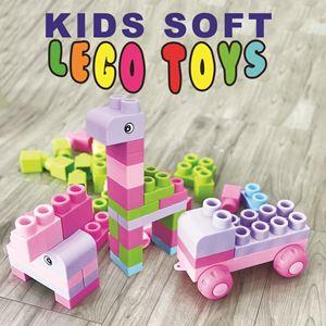KIDS SOFT LEGO TOYS(40PCS)