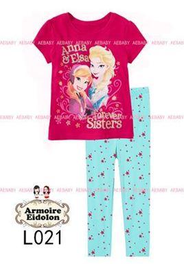 Frozen Pyjamas - Forever Sisters (2pcs set)