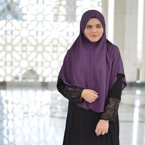 Melati in Purple