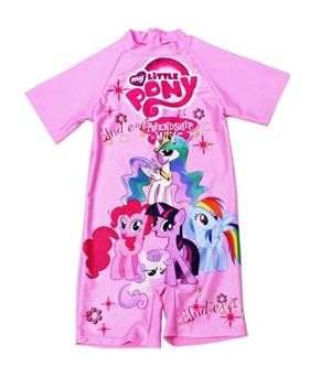 PONY SWIMSUIT FOR GIRLS