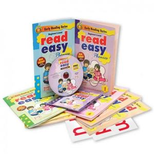 ReadEasy Phonics Reading Series  ( Beginner Level )