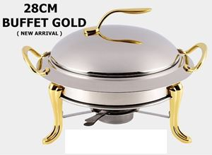 BUFFET GOLD 28CM ( 1 PCS / SET)