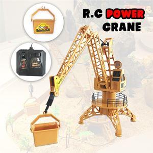 R.C TOWER CRANE ETA 22 MARCH 19