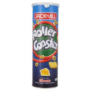 Jack 'n Jill Roller Coaster Cheese Potato Rings 100g